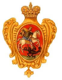 Герб Москвы 1